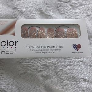 Color street monte carlo jackpot glitter dipped